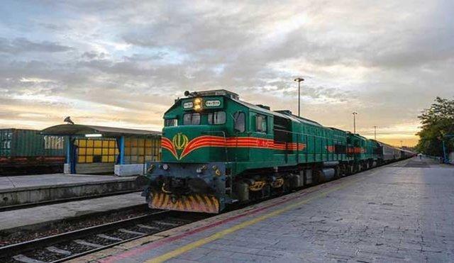 قطار تهران - آنکارا راه اندازی شد