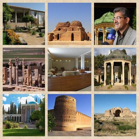 برنامه های استان فارس برای هفته گردشگری تشریح شد