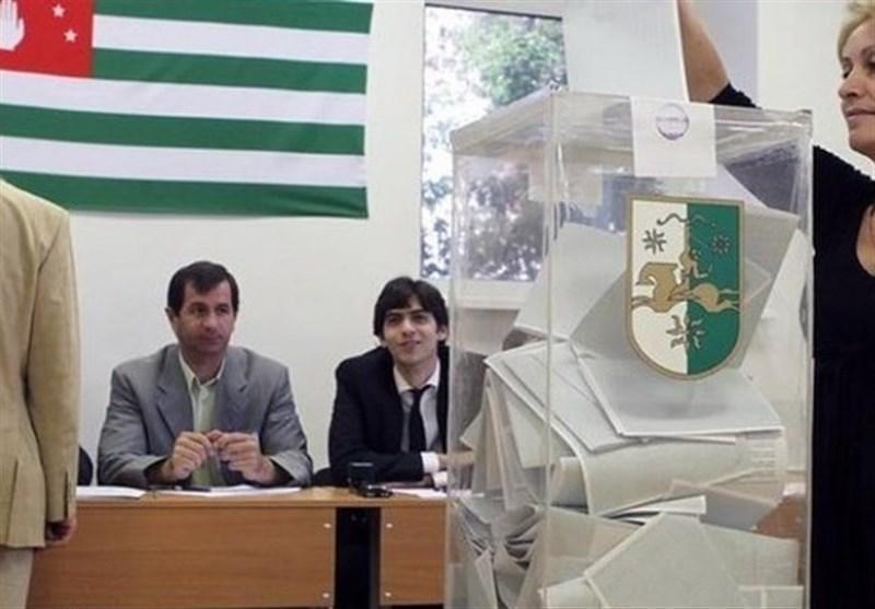 گزارش، انتخابات ریاست جمهوری در آبخازیا؛ رقابت نامزدها به دور دوم کشید