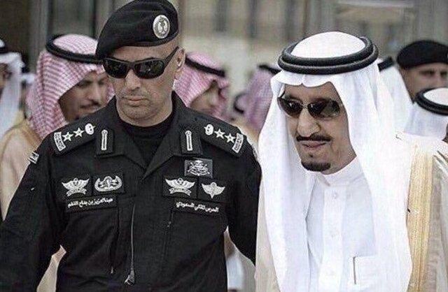 جزئیات جدید از هویت قاتل محافظ شاه عربستان