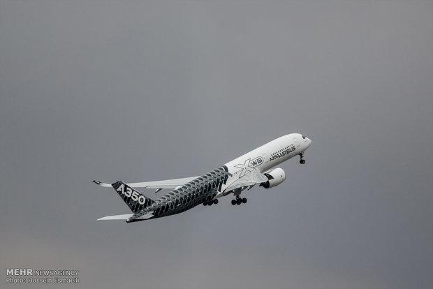 ورود 16 هواپیمای جدید به ناوگان هوایی تا اسفند 96