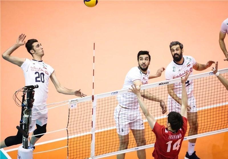 جام جهانی والیبال، سقوط یک پله ای ایران در جدول، تونس بالاخره طعم پیروزی را چشید