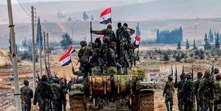 تازه ترین آمار از میزان سیطره ارتش سوریه بر مناطق شمالی این کشور