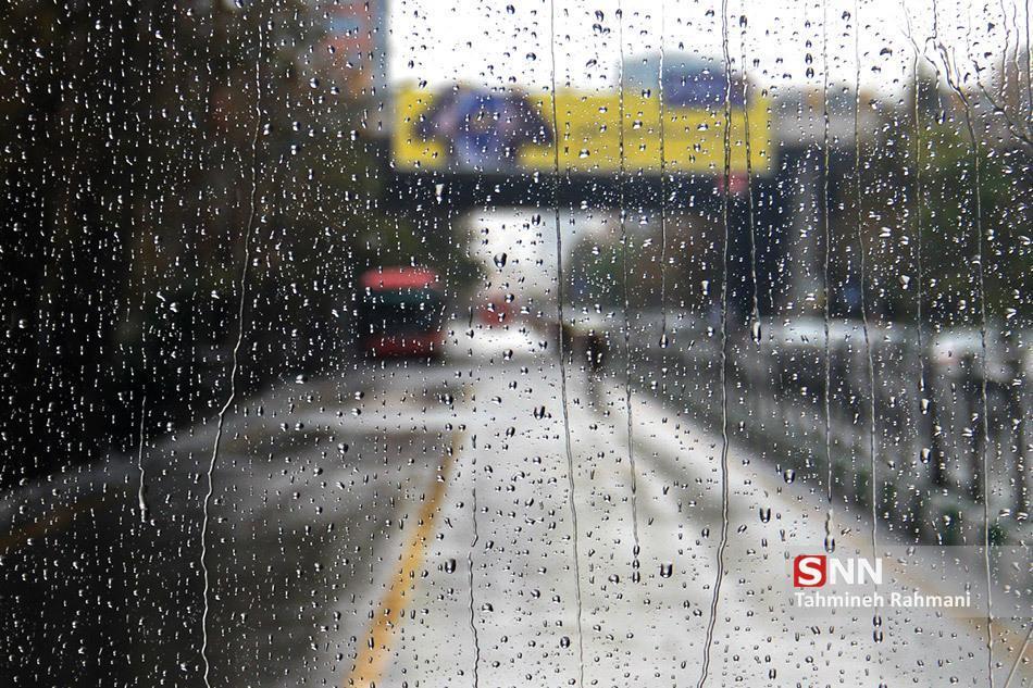 بارش باران تا انتها هفته برای تهران ادامه دارد، پیش بینی خیزش گرد و خاک برای زابل