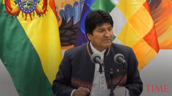 بولیوی همچنان در بحران؛ مورالس عقب نشینی نمی کند