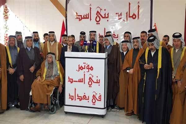 تاکید عشایر بنی اسد بر اجرای توصیه های مرجعیت دینی عراق
